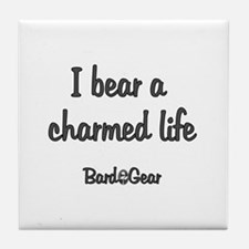 Charmed Life Tile Coaster
