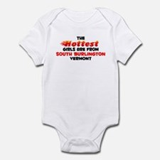 Hot Girls: South Burlin, VT Infant Bodysuit