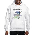 NEW! Baby Abroad Blues Hooded Sweatshirt