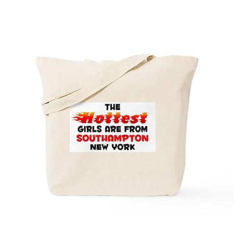 Hot Girls: Southampton, NY Tote Bag