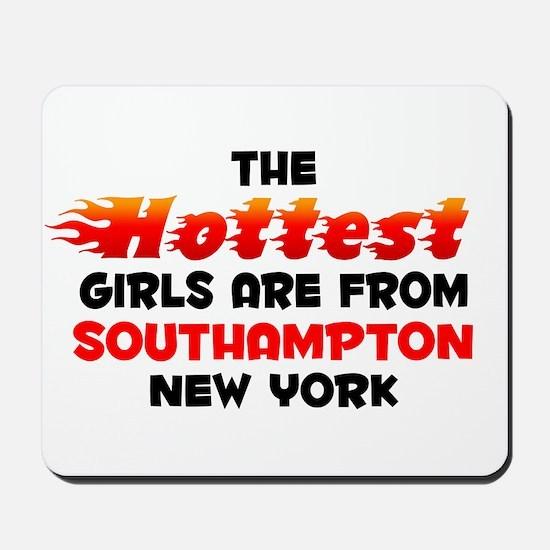 Hot Girls: Southampton, NY Mousepad