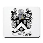 Field Coat of Arms Mousepad