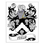 Field Coat of Arms Small Poster