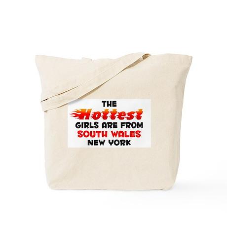 Hot Girls: South Wales, NY Tote Bag