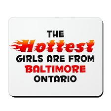 Hot Girls: Baltimore, ON Mousepad