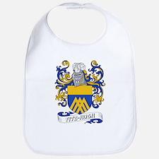 Fitz-Hugh Coat of Arms Bib