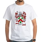 Forsyth Coat of Arms White T-Shirt