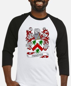 Forsyth Coat of Arms Baseball Jersey