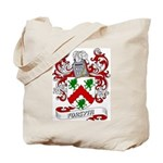 Forsyth Coat of Arms Tote Bag