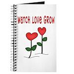 Watch Love Grow Journal