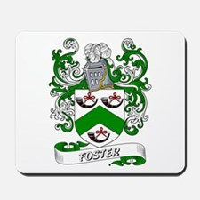 Foster Coat of Arms Mousepad