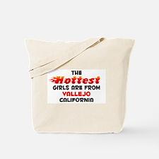Hot Girls: Vallejo, CA Tote Bag