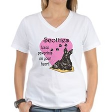 Scottie Pawprints Shirt