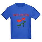 Watch Love Grow Kids Dark T-Shirt