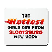 Hot Girls: Sloatsburg, NY Mousepad