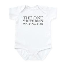 The One  Infant Bodysuit