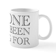 The One  Small Mug