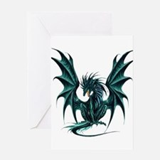 Ruth Thompson's Jade Dragon Greeting Cards