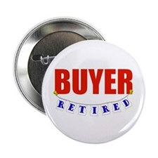 "Retired Buyer 2.25"" Button (10 pack)"