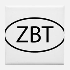 ZBT Tile Coaster