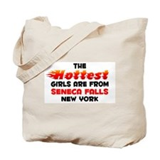 Hot Girls: Seneca Falls, NY Tote Bag