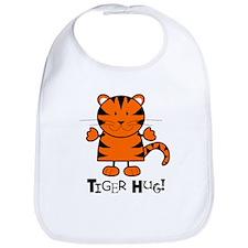 Tiger Hug! Bib