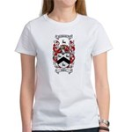 Rogers Coat of Arms Women's T-Shirt