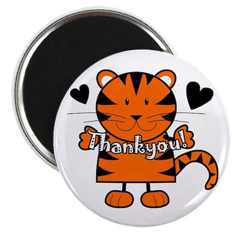 Tiger Thankyou Magnet