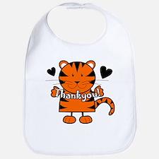 Tiger Thankyou Bib