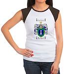 Rodriguez Coat of Arms Women's Cap Sleeve T-Shirt