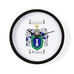 Rodriguez Coat of Arms Wall Clock