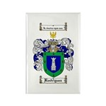 Rodriguez Coat of Arms Rectangle Magnet (10 pack)