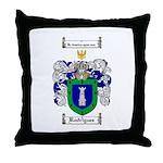 Rodriguez Coat of Arms Throw Pillow