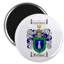 """Rodriguez Coat of Arms 2.25"""" Magnet (10 pack)"""