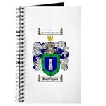 Rodriguez Coat of Arms Journal