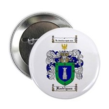 """Rodriguez Coat of Arms 2.25"""" Button (100 pack)"""