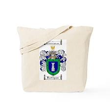 Rodriguez Coat of Arms Tote Bag