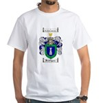 Rodriguez Coat of Arms White T-Shirt