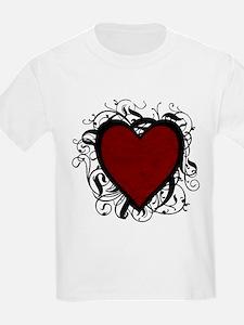 Decorative Heart T-Shirt