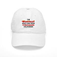 Hot Girls: Strathmore, CA Baseball Cap