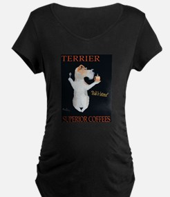 Terrier Superior Coffees T-Shirt