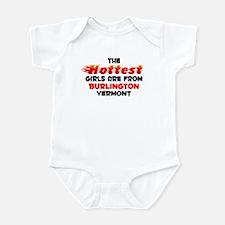 Hot Girls: Burlington, VT Infant Bodysuit