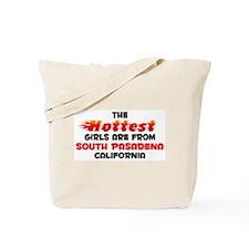 Hot Girls: South Pasade, CA Tote Bag