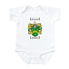 Robinson Coat of Arms Infant Bodysuit
