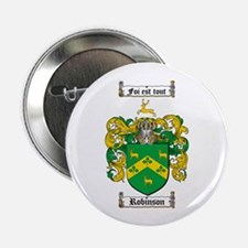 "Robinson Coat of Arms 2.25"" Button (100 pack)"
