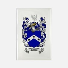 Roberts Coat of Arms Rectangle Magnet (10 pack)