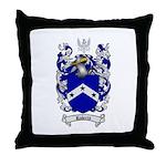 Roberts Coat of Arms Throw Pillow