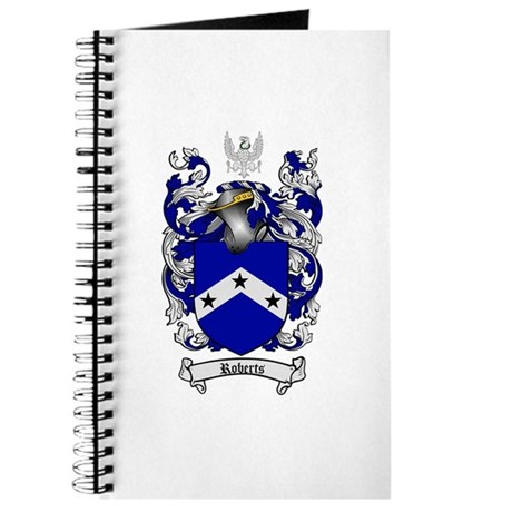 Roberts Coat of Arms Journal