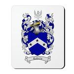 Roberts Coat of Arms Mousepad