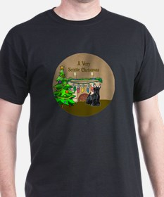 A Very Scottie Christmas T-Shirt